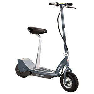 razor e300s review: Best electric scooter with pneumatic tires
