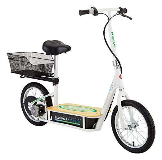 razor ecosmart metro electric scooter review: Best electric scooter with basket