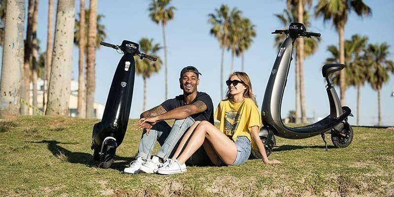 Get an Electric Scooter