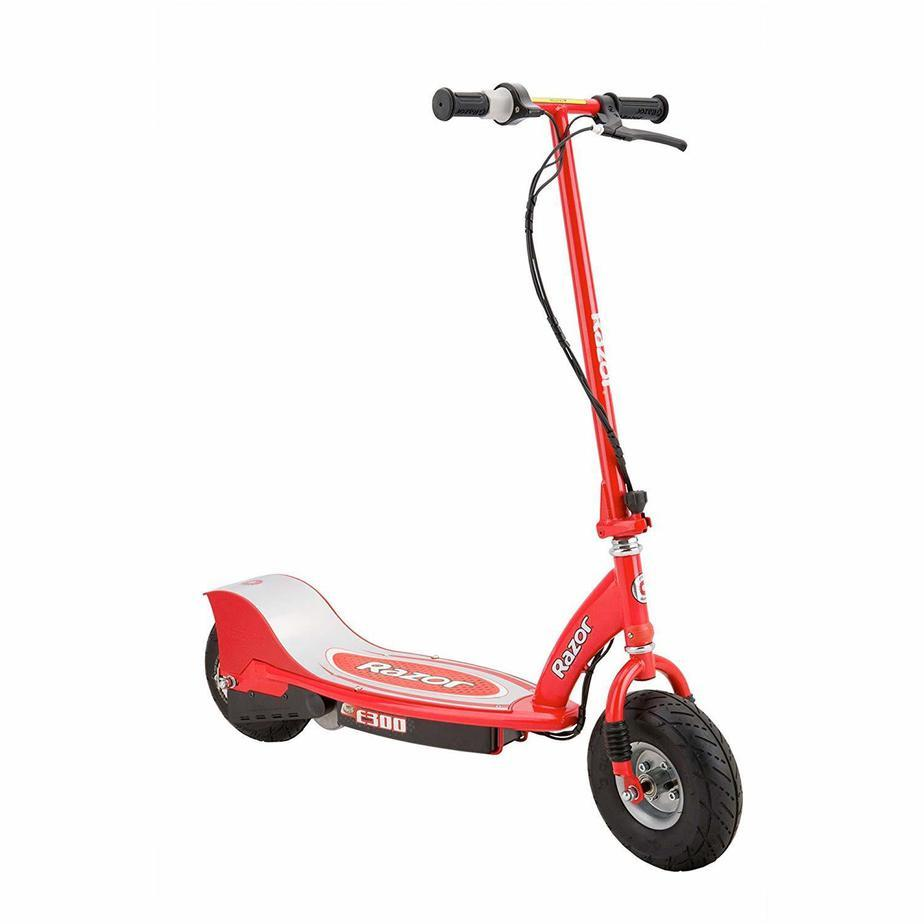 Razor E300 Rechargeable Electric 24 Volt Motorized Ride On Kids Scooter