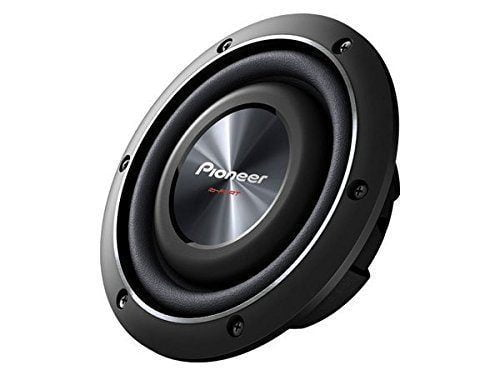 Pioneer TS-SW2002D2 8-inch shallow mount subwoofer