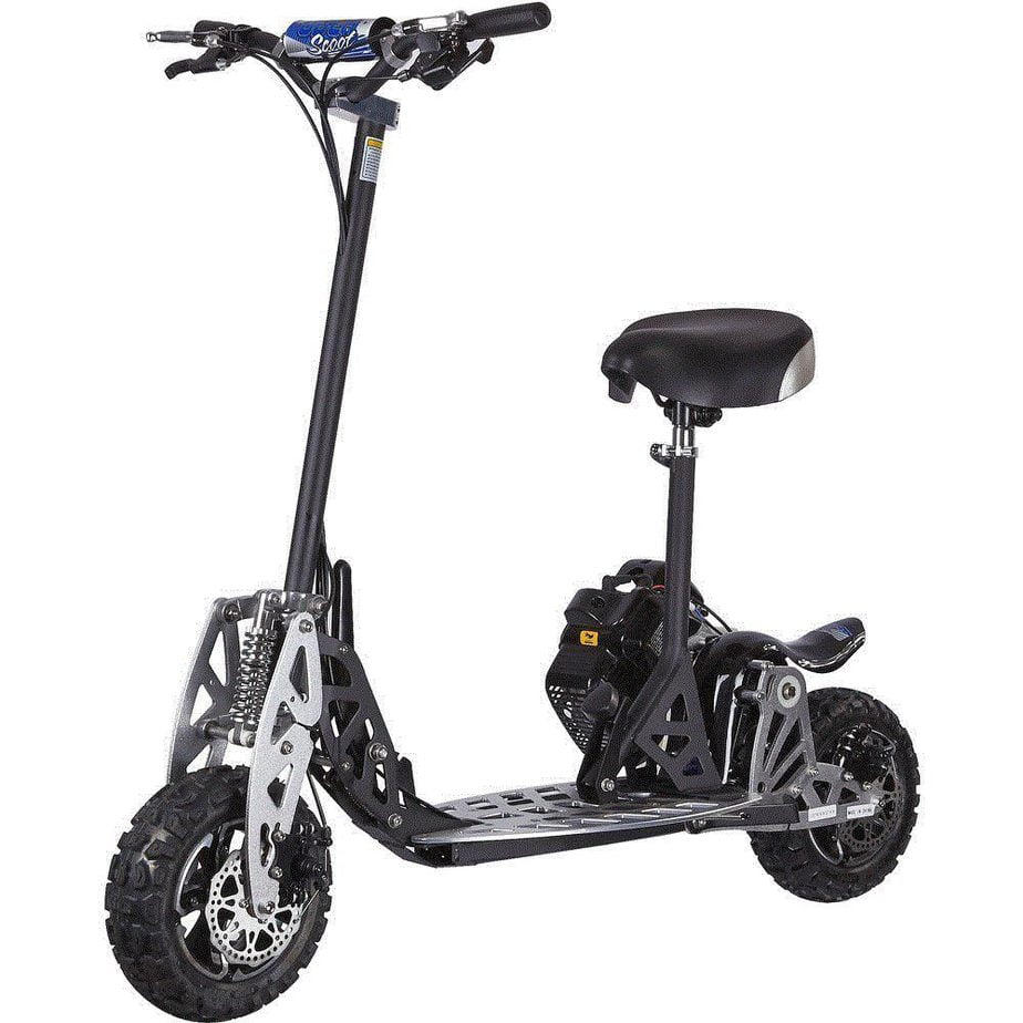 MotoTec Uberscoot 2X 50Cc Scooter by Evo Powerboards